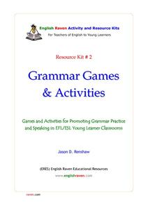 Grammar Games and Activities Activities & Project