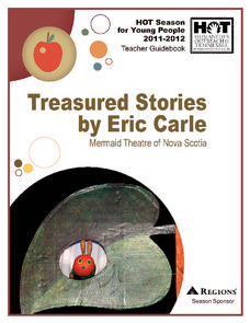 Treasured Stories by Eric Carle Lesson Plan