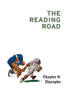 The Reading Road: Digraphs Printables & Template