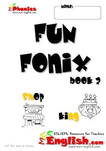 Fun Fonix Workbook