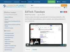 EdTech Tuesdays: WriteThat.name Video