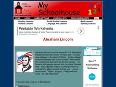 Abraham Lincoln Interactive