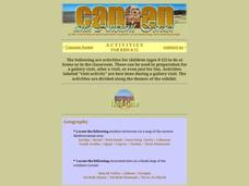 Canaan and Ancient Israel Activities & Project
