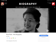 Rosa Parks: Mini Biography Video