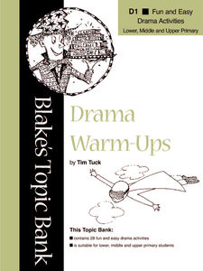 Drama Warm Ups Activities & Project