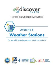 Weather Stations Activities & Project