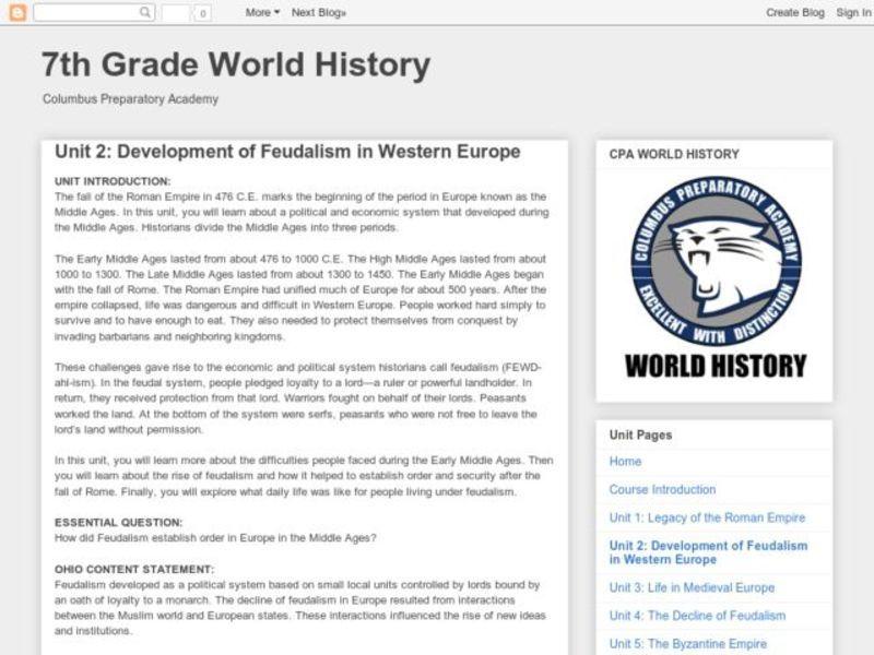 Printable Worksheets feudalism worksheets : Feudal System Lesson Plans & Worksheets Reviewed by Teachers