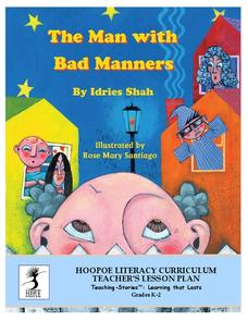 The Man with Bad Manners Lesson Plan