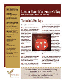 Valentine's Day Bags Lesson Plan