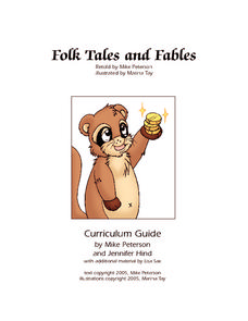 Folk Tales and Fables Activities & Project