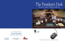The President's Desk Activities & Project