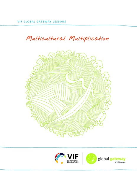 Multicultural Multiplication Lesson Plan