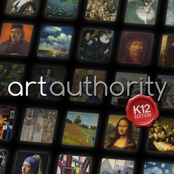Art Authority K-12 App