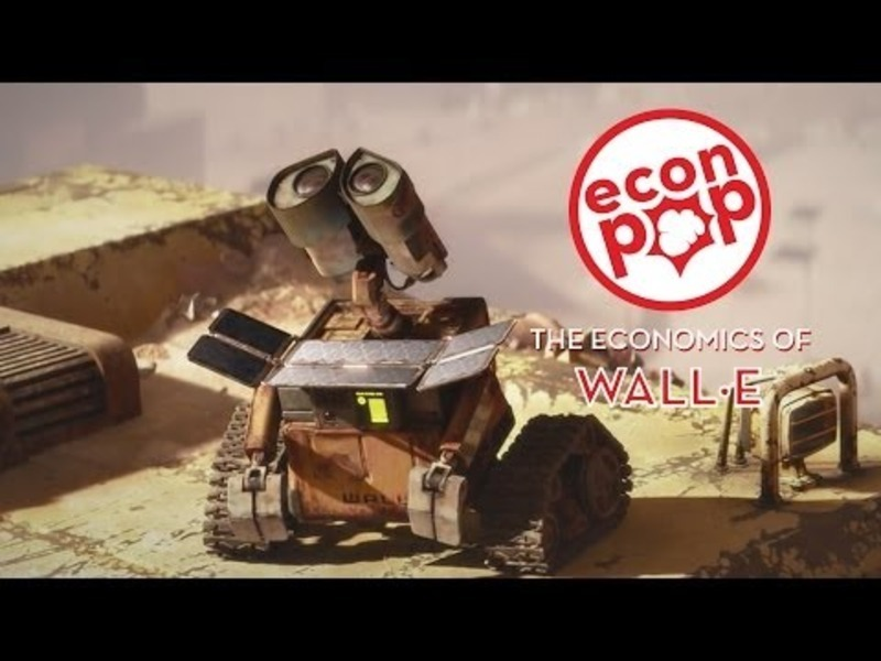 The Economics of WALL-E Video