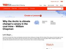 Why the Arctic Is Climate Change's Canary in the Coal Mine Video