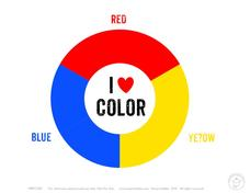 I Heart Color Printables & Template