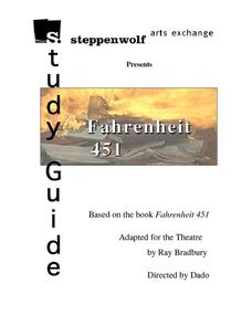 Fahrenheit 451: Study Guide Activities & Project