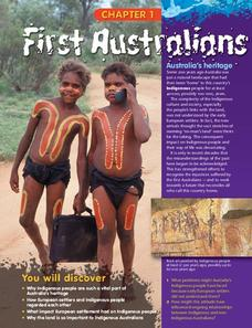 First Australians Handouts & Reference