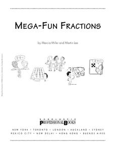 Mega-Fun Fractions Unit