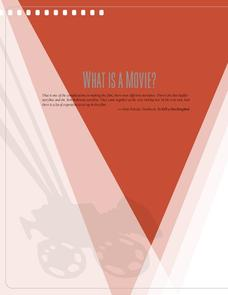 To Kill a Mockingbird: What Is a Movie? Unit
