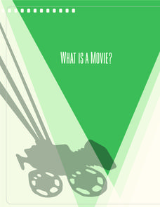 Mr. Smith Goes to Washington: What Is a Movie? Unit