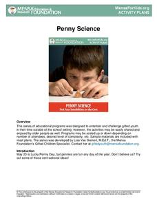 Penny Science Activities & Project