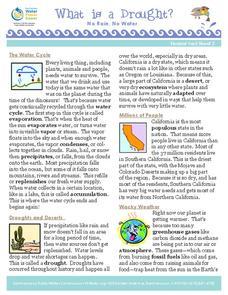 Drought Lesson Plans & Worksheets | Lesson Planet