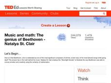 Music and Math: The Genius of Beethoven Video