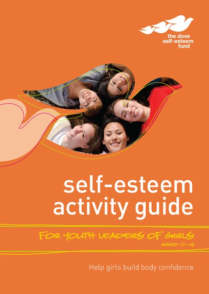 Self‑Esteem Activity Guide (For Youth Leaders of Young Girls) Activities & Project