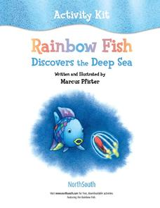 Rainbow Fish Discovers the Deep Sea: Activity Kit Worksheet