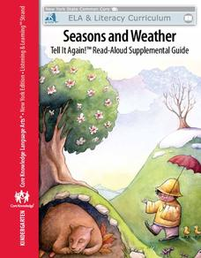 Seasons and Weather: Supplemental Guide Unit