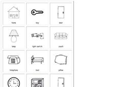 Home & School: Home Printables & Template