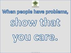 Show That You Care Presentation