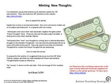 Minting New Thoughts Printables & Template