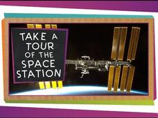 Take a Tour of the Space Station Video