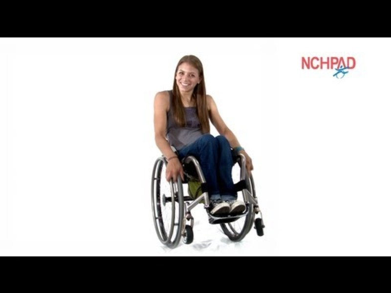 How To: Choose a Wheelchair Video