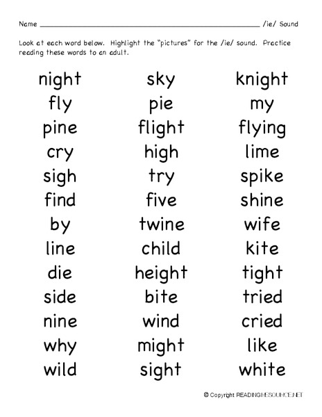 Hands on Teaching furthermore IGH IE Y long i phonics practice worksheet   reading lessons as well Ie Igh Worksheets Long I Sounds Sort Sorting And Y Words Igh Sound as well Worksheet On Words Activities Long I Igh Phonics Worksheets Shared furthermore  together with  likewise Long I Word Sort Words With Y E Or Change The To Worksheet Archives in addition Spelling with Digraphs ie and igh  long i  by Jane Han   TpT additionally IGH IE Y long i phonics practice worksheet   reading lessons as well Igh Worksheets Teaching Resources   Teachers Pay Teachers moreover Long Vowels  ie  igh   Phonics Tree   Printable Skills Sheets likewise  together with Long Vowel I Worksheets ie   igh i e and –y likewise Ie  Lesson Plans   Worksheets Reviewed by Teachers besides  likewise . on long i ie igh worksheets