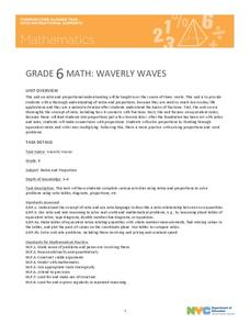Waverly Waves Lesson Plan