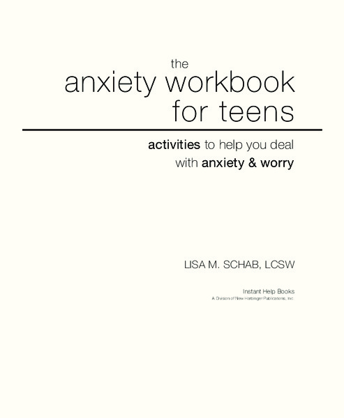 all worksheets anxiety worksheets for teens printable worksheets guide for children and parents
