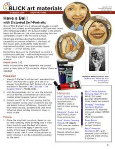 Have a Ball! Lesson Plan