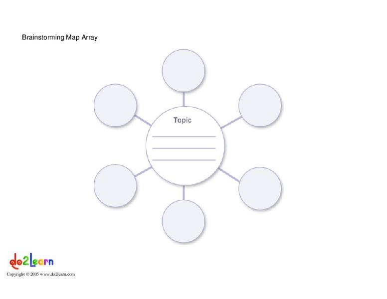 brainstorming worksheet Termolak – Brainstorming Worksheet
