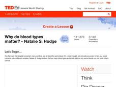 Why Do Blood Types Matter? Video