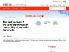 The Last Banana: A Thought Experiment in Probability Video
