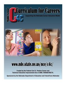 Curriculum For Careers Unit