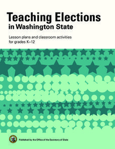 Teaching Elections in Washington State Unit