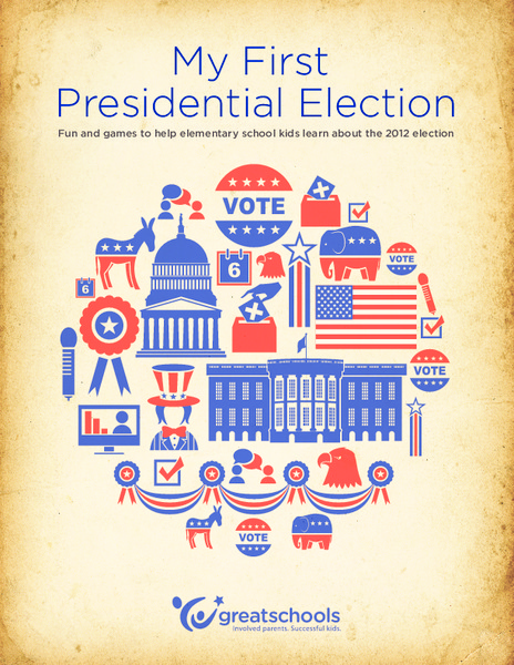 My First Presidential Election Lesson Plan
