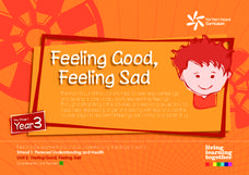 Feeling Good, Feeling Sad Activities & Project