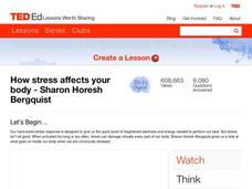 How Stress Affects Your Body Video