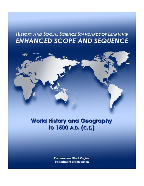 World History and Geography to 1500 A.D. Unit