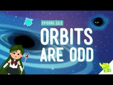 Orbits Are Odd Video
